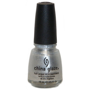 China Glaze Nail Polish, Drenched In Diamonds 594