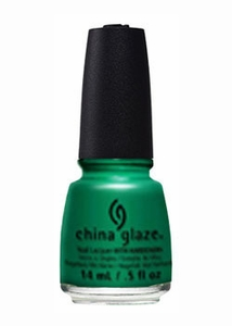 China Glaze Nail Polish, Emerald Bae 1522
