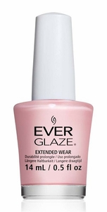 ChGl EverGlaze Extended Wear Nail Lacquer, Blush Much?