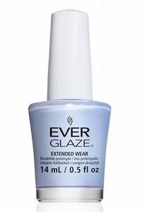 China Glaze EverGlaze Extended Wear Nail Lacquer - Breath of Fresh Air