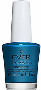 China Glaze EverGlaze Extended Wear Nail Lacquer - Current Crush