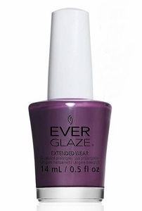 China Glaze EverGlaze Extended Wear Nail Lacquer - Fig-ure It Out