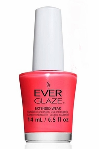 China Glaze EverGlaze Extended Wear Nail Lacquer - Floral-escent