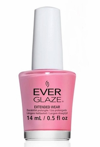 ChGl EverGlaze Extended Wear Nail Lacquer, Honeysuckle