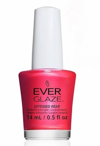ChGl EverGlaze Extended Wear Nail Lacquer, I Wanna Be Your Lava