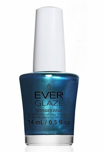 China Glaze EverGlaze Extended Wear Nail Lacquer - Kiss the Girl