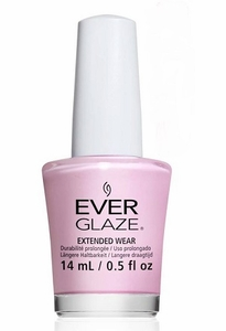 China Glaze EverGlaze Extended Wear Nail Lacquer - Lil' Bow-tique
