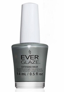 ChGl EverGlaze Extended Wear Nail Lacquer, Make The Moss of It
