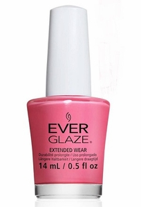 ChGl EverGlaze Extended Wear Nail Lacquer, Mum's The Word