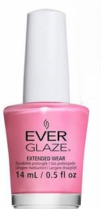 China Glaze EverGlaze Extended Wear Nail Lacquer - Paint My Piggies