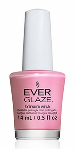 ChGl EverGlaze Extended Wear Nail Lacquer, Rose To The Occasion