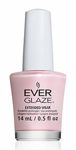 ChGl EverGlaze Extended Wear Nail Lacquer, Rosewater