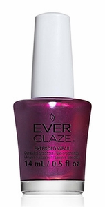 ChGl EverGlaze Extended Wear Nail Lacquer, Royal Satin