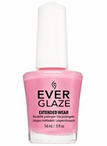 China Glaze EverGlaze Extended Wear Nail Lacquer - Wednesday