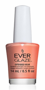 ChGl EverGlaze Extended Wear Nail Lacquer, What A Peach