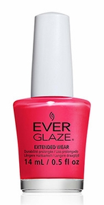 ChGl EverGlaze Extended Wear Nail Lacquer, Will You Be Mine?