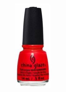 China Glaze Nail Polish, Flame-Boyant 1514