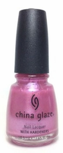 China Glaze Nail Polish, Flirt CGX230