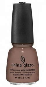 China Glaze Nail Polish, Foie Gras 1122