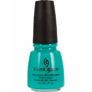 China Glaze Nail Polish, Four Leaf Clover 866