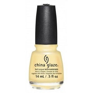 China Glaze Nail Polish, Girls Just Wanna Have Sun 1450
