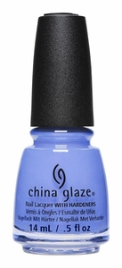 China Glaze Nail Polish, Glamletics 1597