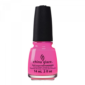 China Glaze Nail Polish, Glow With The Flow 1396