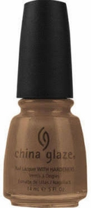 China Glaze Nail Polish, Golden Spurs 672