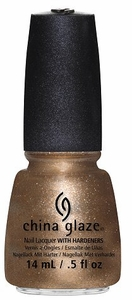 China Glaze Goldie But Goodie Nail Polish 1224