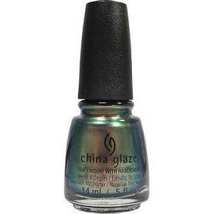 China Glaze Nail Polish, Gone Glamping 1408