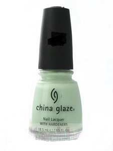 China Glaze Nail Polish, Groovy Green CGS548