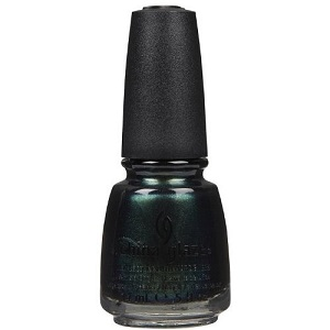 China Glaze Gussied Up Green Nail Polish 665