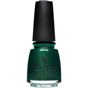 China Glaze Nail Polish, Holly-Day 1004