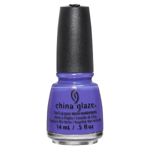 China Glaze I Got a Blue Attitude Nail Polish 1466