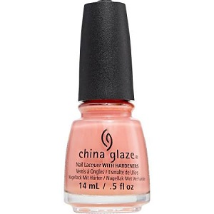 China Glaze Nail Polish, I Just Cant-aloupe 1505
