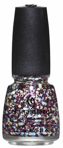 China Glaze Nail Polish, I'm A Go Glitter 1315