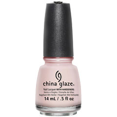 China Glaze Nail Polish, Innocence 202