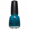 China Glaze Nail Polish, Jagged Little Teal 1471