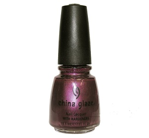 China Glaze Nail Polish, Jet Set Chic CGX226