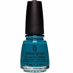 China Glaze Matte Nail Polish, Just A Little Embellishment 1565