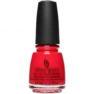 China Glaze Nail Polish, Kiki In Our Tiki 1609