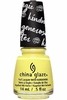 China Glaze Nail Polish, Kill 'Em With Kindness 1527