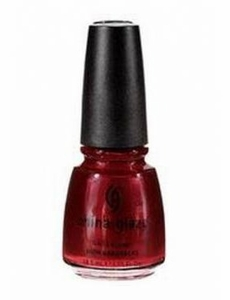 China Glaze Nail Polish, Long Kiss 087