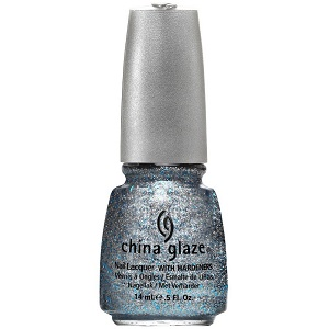 China Glaze Nail Polish, Lorelei's Tiara 1053