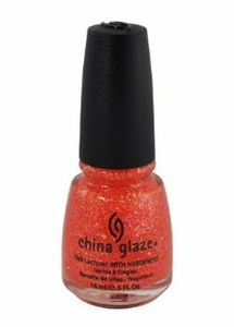 China Glaze Nail Polish, Mango Madness 808