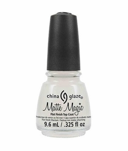 China Glaze Matte Magic Flat Finish Top Coat