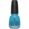 China Glaze Mer-Made For Bluer Waters Nail Polish 1605