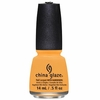 China Glaze Nail Polish, Metro Pollen-Tin 1301