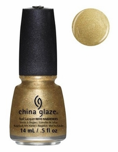 China Glaze Nail Polish, Mingle With Kringle 1260
