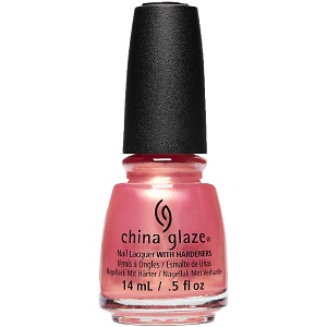 China Glaze Nail Polish, Moment In The Sunset 1506